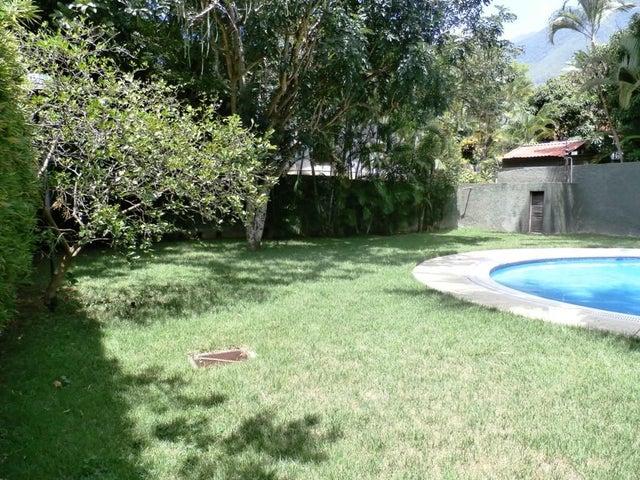 Casa Distrito Metropolitano>Caracas>Los Chorros - Venta:225.586.000.000 Bolivares - codigo: 15-15213