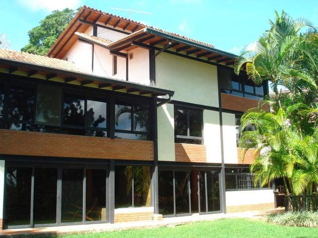Casa Distrito Metropolitano>Caracas>El Hatillo - Venta:141.096.000.000 Precio Referencial - codigo: 15-15179