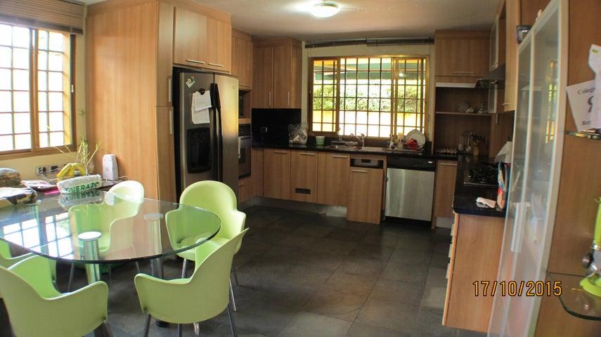 Casa Distrito Metropolitano>Caracas>Chuao - Venta:450.000 Precio Referencial - codigo: 15-15395