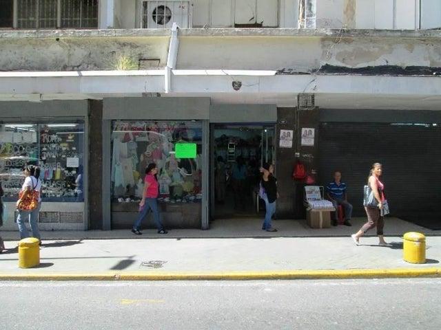 Local Comercial Distrito Metropolitano>Caracas>Parroquia Catedral - Venta:57.557.000.000 Bolivares - codigo: 15-15950