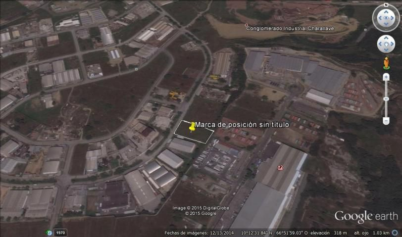 Terreno Miranda>Charallave>Rio Tuy - Venta:263.804.000.000 Precio Referencial - codigo: 15-16445