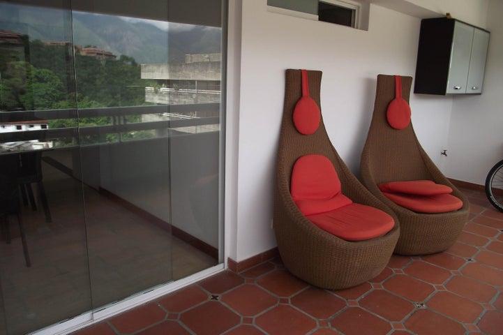 Apartamento Distrito Metropolitano>Caracas>El Cafetal - Venta:163.866.000.000 Precio Referencial - codigo: 16-6156