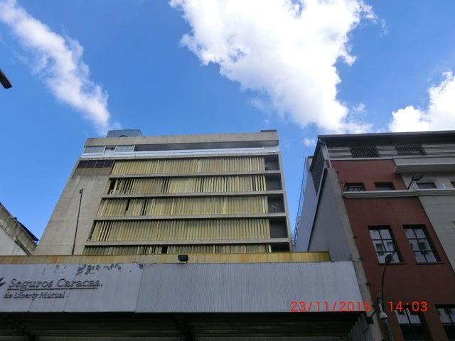 Oficina Distrito Metropolitano>Caracas>Parroquia Catedral - Venta:57.682.000.000 Bolivares - codigo: 16-791