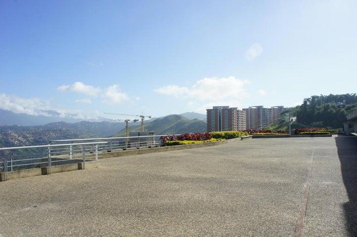 Apartamento Distrito Metropolitano>Caracas>El Encantado - Venta:13.846.000.000 Bolivares Fuertes - codigo: 16-871