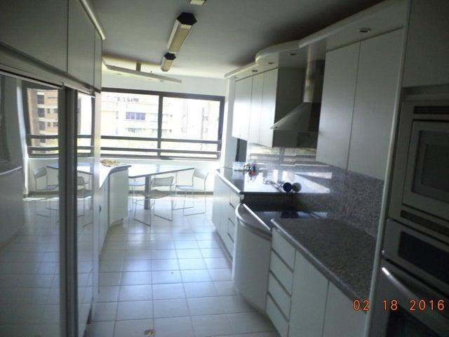 Apartamento Distrito Metropolitano>Caracas>Los Chorros - Venta:195.052.000.000 Bolivares Fuertes - codigo: 16-2533