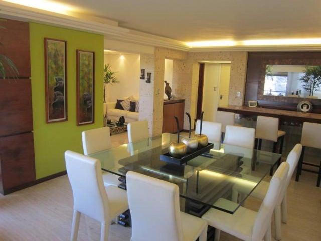 Apartamento Distrito Metropolitano>Caracas>Miranda - Venta:56.353.000.000 Bolivares Fuertes - codigo: 16-3057