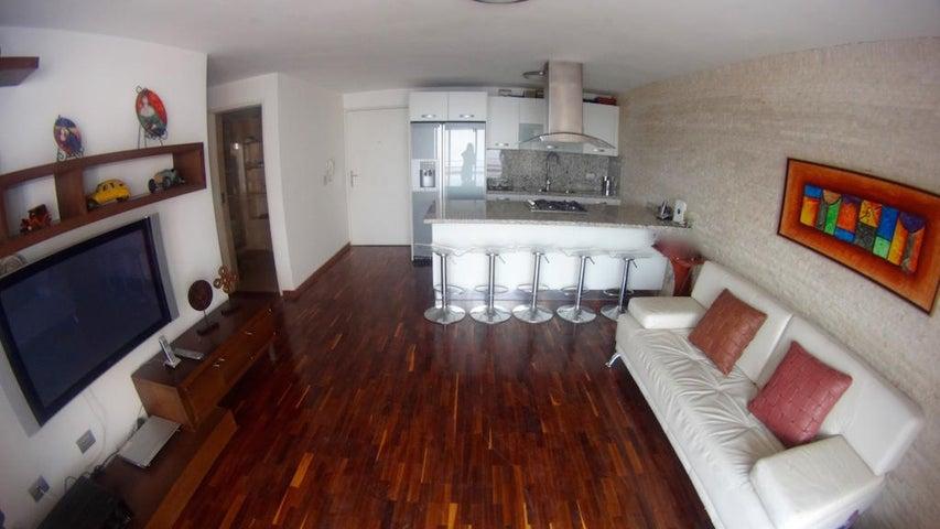 Apartamento Distrito Metropolitano>Caracas>Los Samanes - Venta:100.000 Precio Referencial - codigo: 16-5800