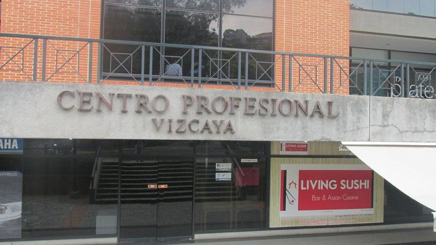 Oficina Distrito Metropolitano>Caracas>Vizcaya - Alquiler:1.000.000 Bolivares - codigo: 16-5981