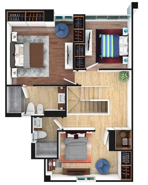 Apartamento Distrito Metropolitano>Caracas>Santa Fe Sur - Venta:37.818.000.000 Bolivares Fuertes - codigo: 16-7274