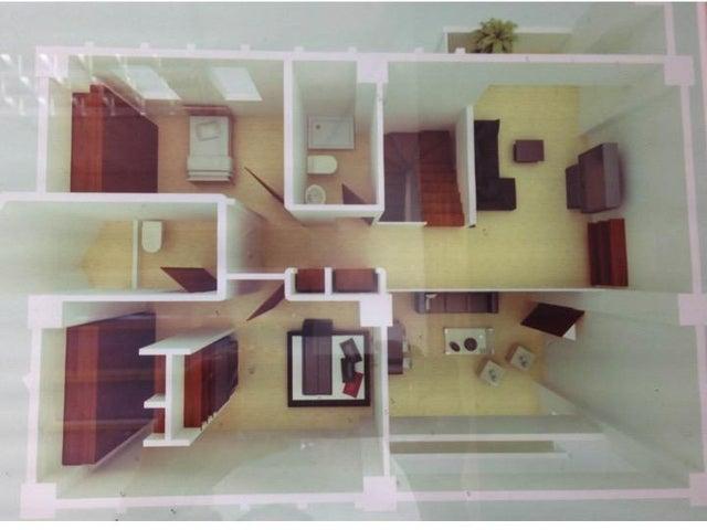 Apartamento Distrito Metropolitano>Caracas>Oripoto - Venta:41.640.000.000 Bolivares Fuertes - codigo: 16-7700