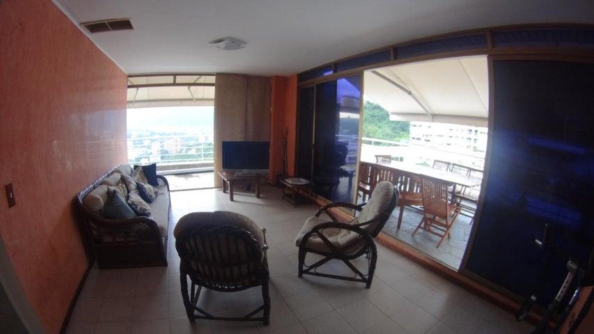 Apartamento Distrito Metropolitano>Caracas>Los Samanes - Alquiler:5.670.000 Bolivares Fuertes - codigo: 16-8681