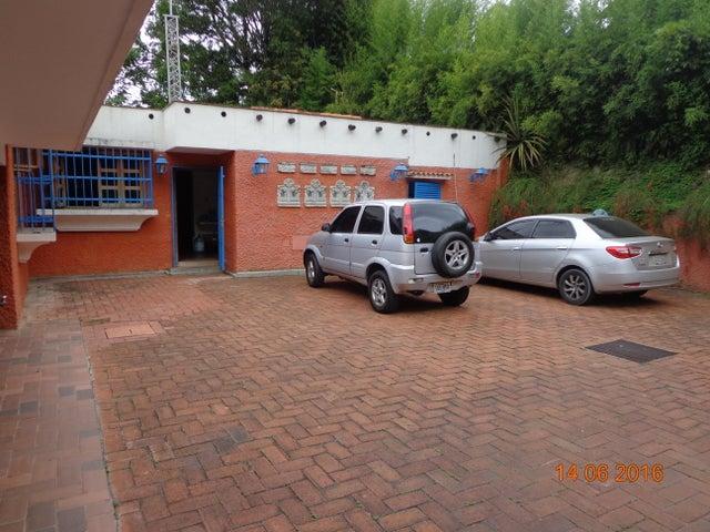 Casa Distrito Metropolitano>Caracas>El Hatillo - Venta:456.927.000.000 Precio Referencial - codigo: 16-10040