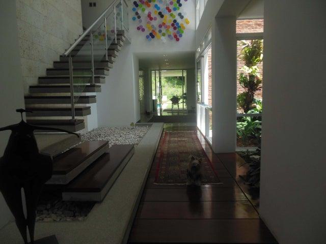 Casa Distrito Metropolitano>Caracas>Cerro Verde - Venta:2.850.000 US Dollar - codigo: 16-9904