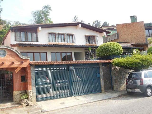 Casa Distrito Metropolitano>Caracas>Los Naranjos del Cafetal - Venta:86.001.000.000 Bolivares - codigo: 16-10308