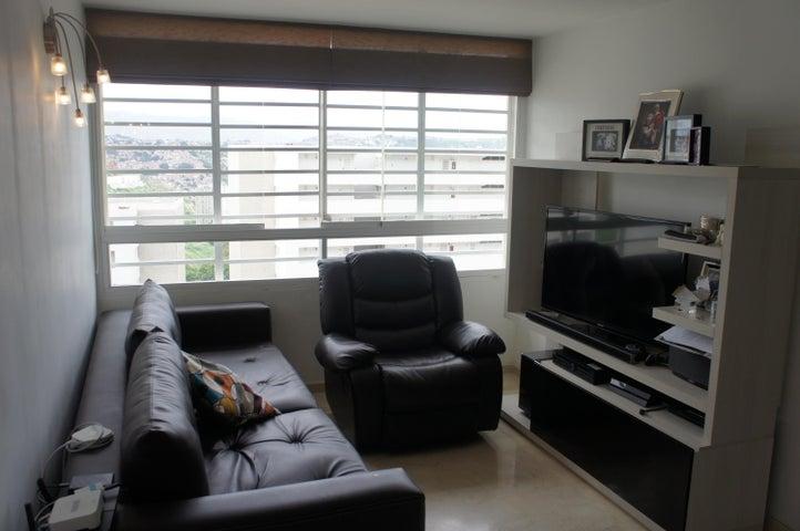 Apartamento Distrito Metropolitano>Caracas>El Encantado - Venta:13.579.000.000 Bolivares Fuertes - codigo: 16-12077