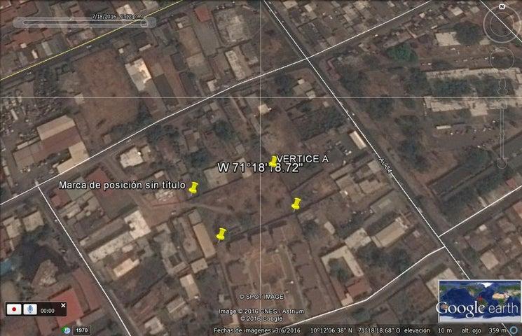 Terreno Zulia>Ciudad Ojeda>Avenida Vargas - Venta:44.118.000.000 Precio Referencial - codigo: 16-11602