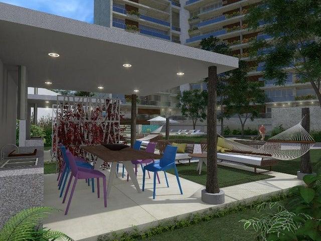 Apartamento Distrito Metropolitano>Caracas>Country Club - Venta:515.566.000.000 Precio Referencial - codigo: 16-12133