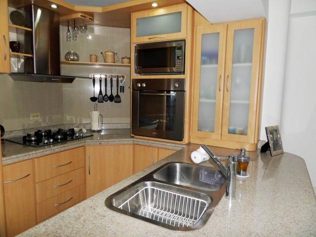 Apartamento Aragua>Maracay>Los Chaguaramos - Venta:5.670.000.000 Bolivares Fuertes - codigo: 16-13017
