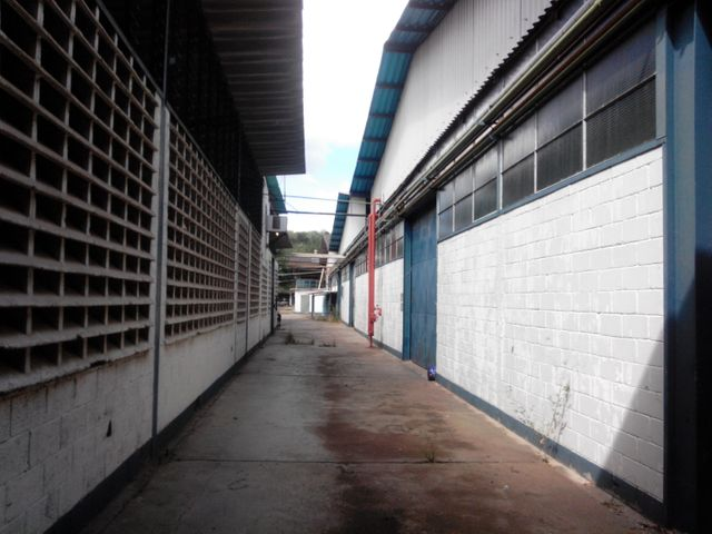 Galpon - Deposito Miranda>Charallave>Paso Real - Alquiler:820 US Dollar - codigo: 16-14346