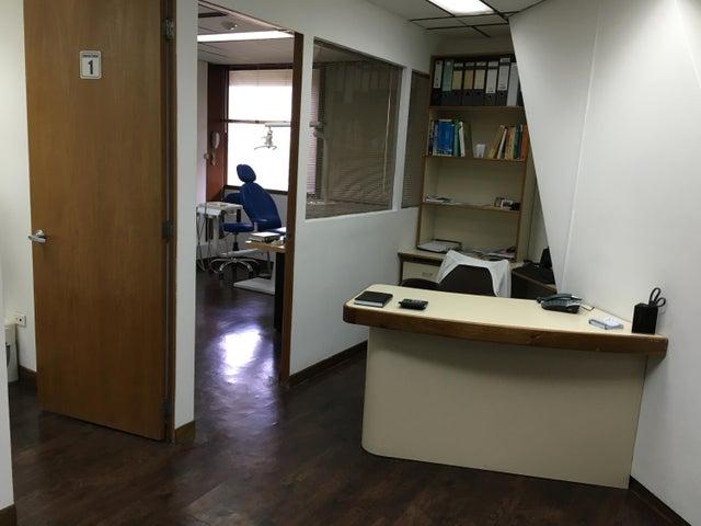 Oficina Distrito Metropolitano>Caracas>Chuao - Venta:59.629.000.000 Bolivares - codigo: 16-14538