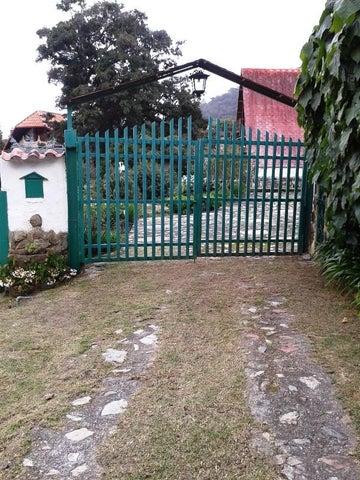 Casa Aragua>La Colonia Tovar>La Colonia Tovar - Venta:9.381.000 Precio Referencial - codigo: 16-14378