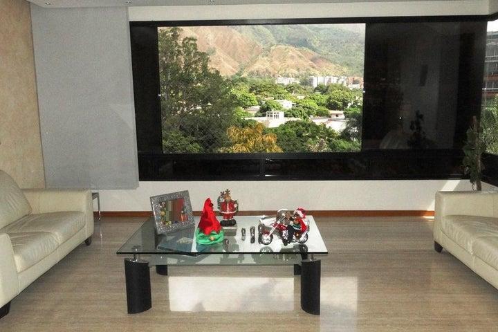 Apartamento Distrito Metropolitano>Caracas>Los Chorros - Venta:92.306.000.000 Bolivares Fuertes - codigo: 16-5588