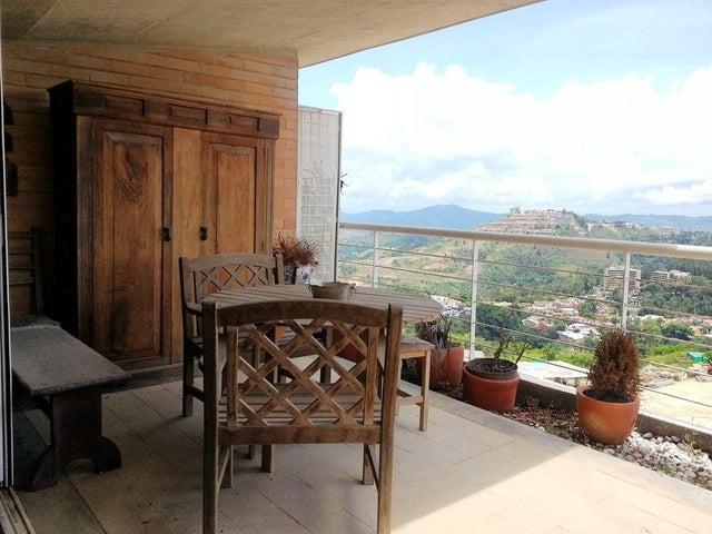 Apartamento Distrito Metropolitano>Caracas>Alto Hatillo - Venta:88.333.000.000 Precio Referencial - codigo: 16-17199