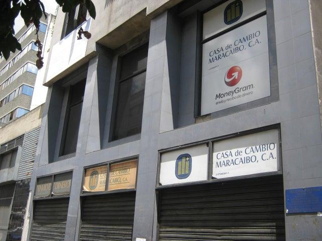 Local Comercial Distrito Metropolitano>Caracas>Chacaito - Venta:42.751.000.000 Precio Referencial - codigo: 16-17230