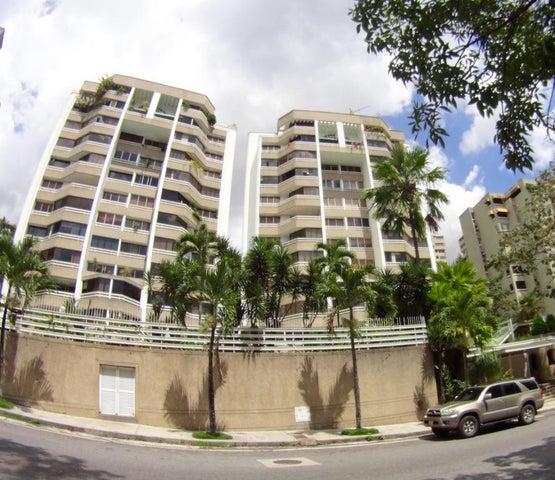 Apartamento Distrito Metropolitano>Caracas>La Alameda - Venta:500.000 Precio Referencial - codigo: 16-19109
