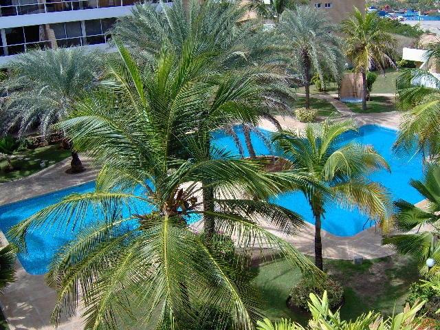Apartamento Nueva Esparta>Margarita>Playa el Angel - Venta:90.000 Precio Referencial - codigo: 17-901
