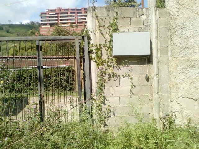 Terreno Distrito Metropolitano>Caracas>Oripoto - Venta:8.000 US Dollar - codigo: 17-5218
