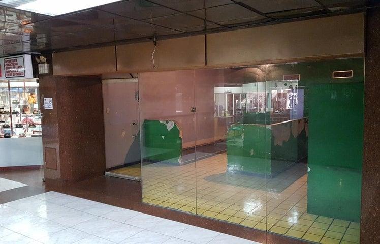 Local Comercial Distrito Metropolitano>Caracas>La Urbina - Venta:40.000 Precio Referencial - codigo: 17-1354