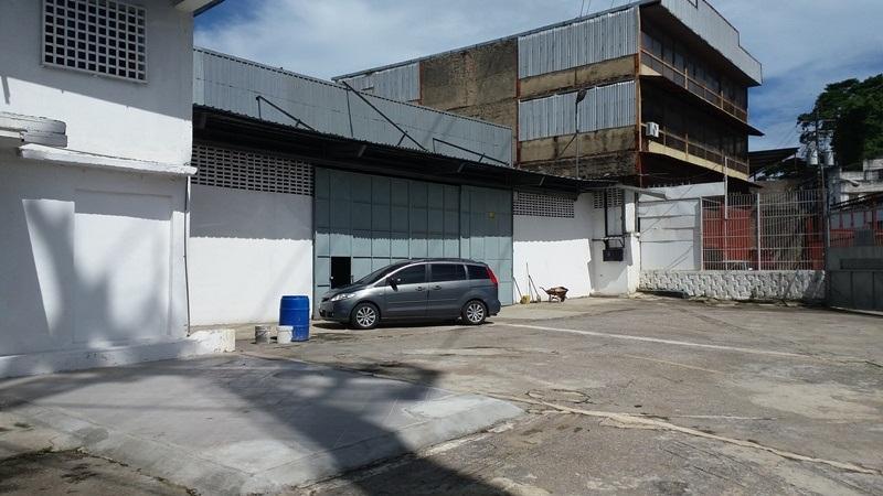 Galpon - Deposito Distrito Metropolitano>Caracas>Mariche - Venta:384.808.000.000 Precio Referencial - codigo: 16-198