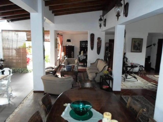 Casa Distrito Metropolitano>Caracas>La Lagunita Country Club - Venta:286.653.000.000 Precio Referencial - codigo: 17-14579