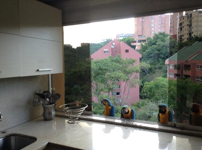 Apartamento Distrito Metropolitano>Caracas>La Alameda - Alquiler:577.000.000 Bolivares Fuertes - codigo: 17-15467