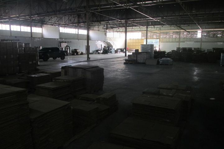Galpon - Deposito Miranda>Cua>Santa Rosa - Venta:338.379.000.000 Bolivares Fuertes - codigo: 17-15448