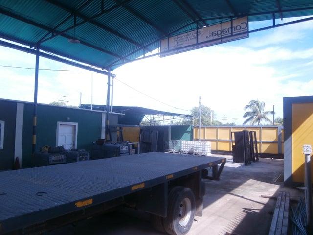 Galpon - Deposito Zulia>Ciudad Ojeda>La N - Venta:34.615.000.000 Bolivares Fuertes - codigo: 17-15458