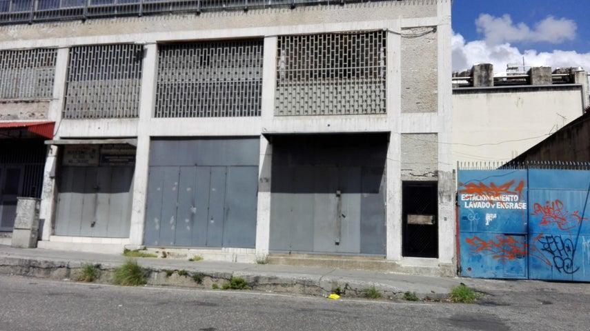 Local Comercial Distrito Metropolitano>Caracas>Quinta Crespo - Venta:150.000 Precio Referencial - codigo: 18-20