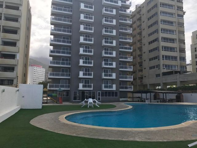 Apartamento Vargas>Parroquia Caraballeda>Caribe - Venta:6.254.000 Precio Referencial - codigo: 18-349