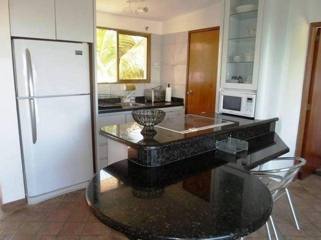 Apartamento Nueva Esparta>Margarita>Guacuco - Venta:90.000 Precio Referencial - codigo: 18-1735