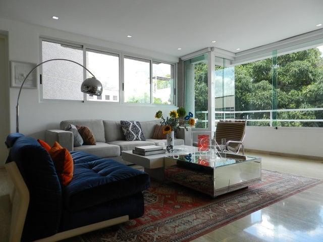 Apartamento Distrito Metropolitano>Caracas>La Castellana - Venta:64.501.000.000 Bolivares Fuertes - codigo: 18-3703