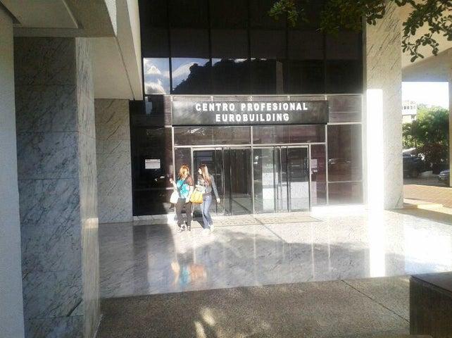Oficina Distrito Metropolitano>Caracas>Chuao - Venta:650.000 US Dollar - codigo: 14-3220