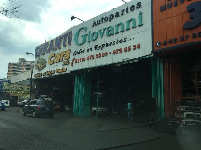 Galpon - Deposito Distrito Metropolitano>Caracas>La Yaguara - Venta:850.000 Precio Referencial - codigo: 18-6008