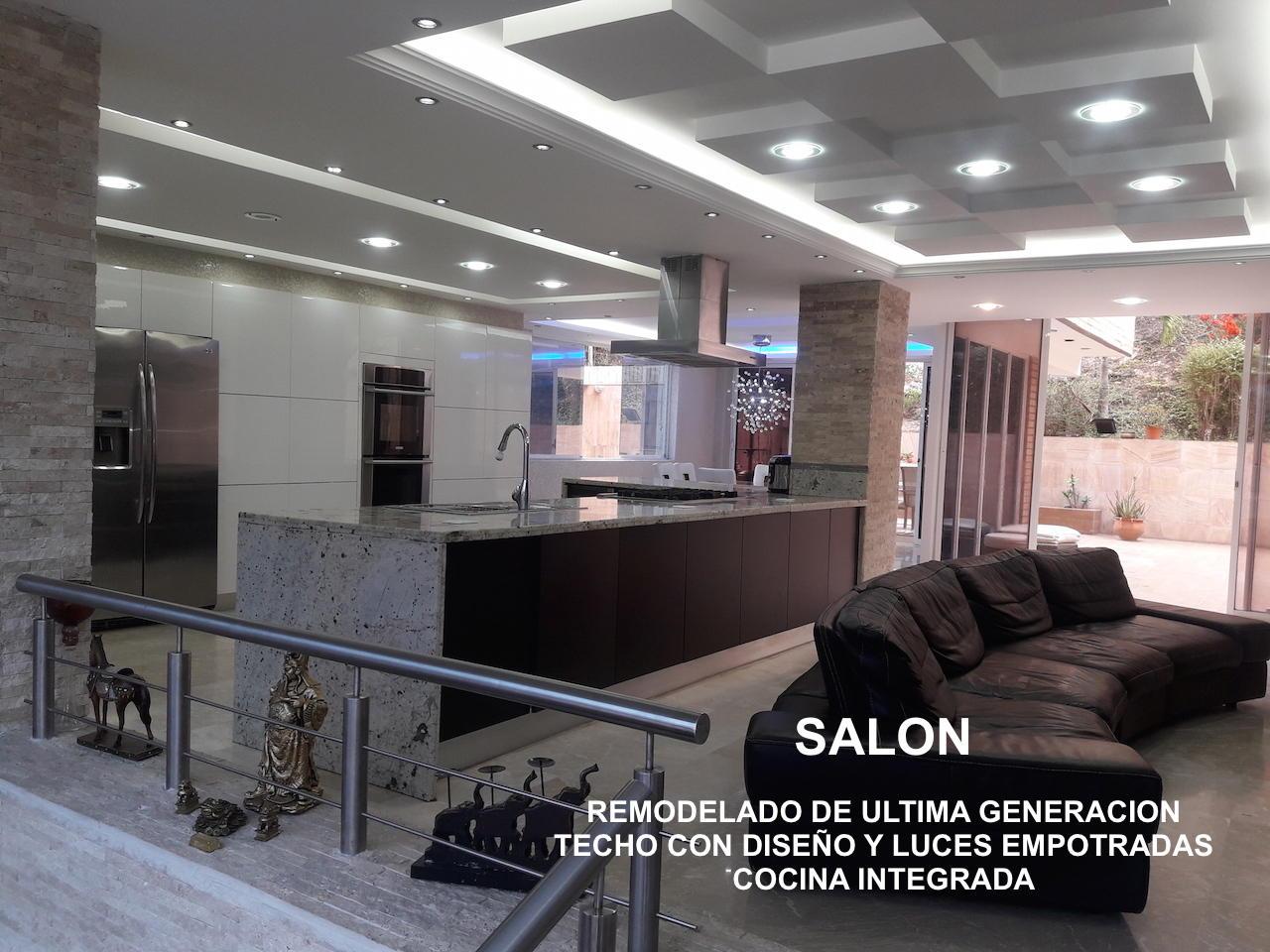 Casa Distrito Metropolitano>Caracas>Alto Hatillo - Alquiler:2.500 Precio Referencial - codigo: 18-6468