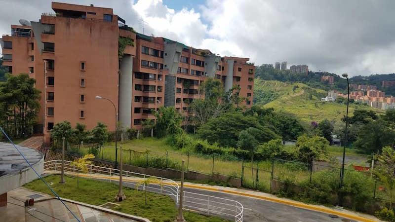 Apartamento Distrito Metropolitano>Caracas>Los Samanes - Venta:100.000 Precio Referencial - codigo: 16-12106