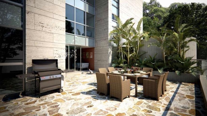 Apartamento Distrito Metropolitano>Caracas>Las Mercedes - Venta:434.200 Precio Referencial - codigo: 18-7417