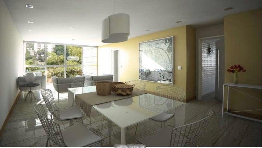 Apartamento Distrito Metropolitano>Caracas>Las Mercedes - Venta:274.400 Precio Referencial - codigo: 18-7422