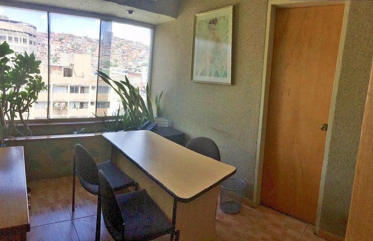 Oficina Distrito Metropolitano>Caracas>Los Rosales - Venta:6.760.000 Precio Referencial - codigo: 18-7638