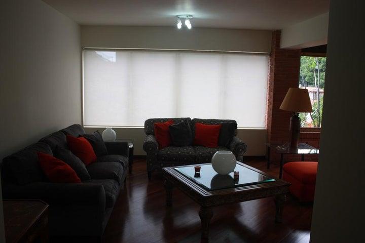Apartamento Distrito Metropolitano>Caracas>La Castellana - Venta:380.000 Precio Referencial - codigo: 18-9723