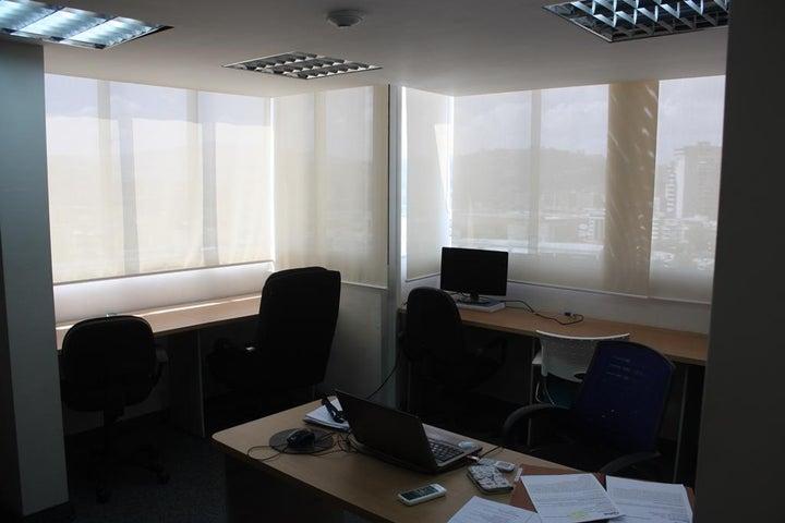 Oficina Distrito Metropolitano>Caracas>Altamira - Alquiler:7.526.000 Precio Referencial - codigo: 18-12872